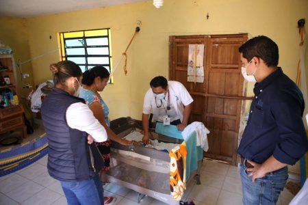 La salud, prioritaria para Tekax y sus comisarías, afirma el alcalde Diego Ávila