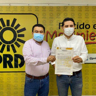 Continuar proyectos que consoliden el desarrollo de Tekax, meta de Diego Ávila