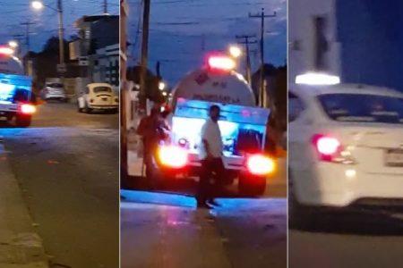 Denuncian que pipa abastece de gas LP a taxis del FUTV; vecinos temen explosión
