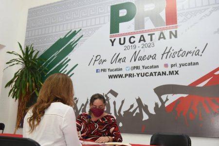 Arranca el registro del PRI por las diputaciones locales: se inscriben 25 aspirantes