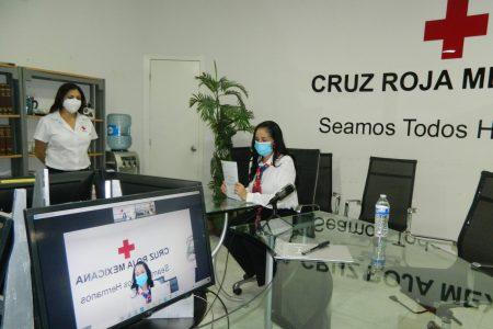 Nuevos nombramientos en Cruz Roja Mexicana Delegación Yucatán