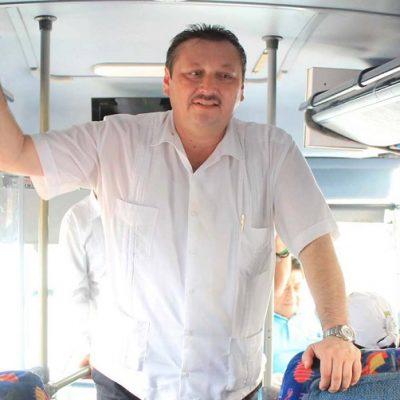 Roger Alcocer García se registra como aspirante a diputado local por Morena