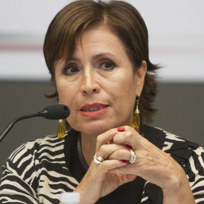 Rosario Robles acepta declararse culpable a cambio de una condena mínima
