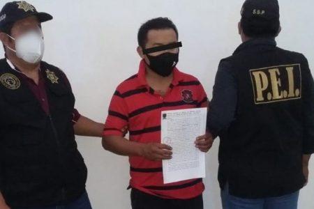 Atrapan a cocinero de sushi acusado de violar a su hijastra de seis años