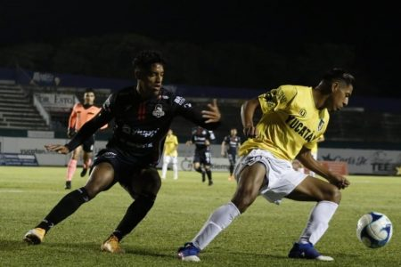 Los Venados empatan en su debut como locales en el Torneo Guardianes 2021