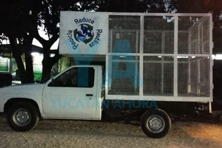 Mérida: roban una camioneta y la localizan en la Sambulá