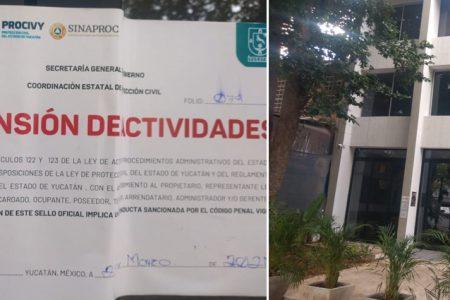 Clausuran restaurante de extranjera que amenazó a menor en Mérida