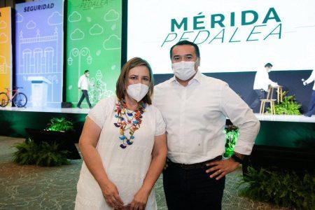Con la ciclovía, Mérida es ejemplo mundial en la movilidad sostenible