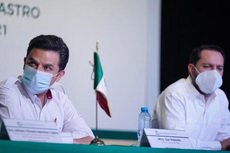 IMSS rescatará el Hospital de Ticul, confirma Zoe Robledo, director del Seguro Social