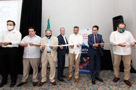Ramírez Marín enlaza a productores de Yucatán con Estados Unidos