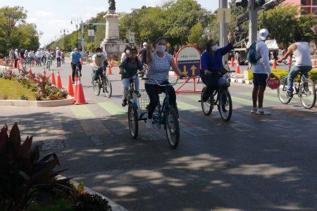 La Bici-Ruta, saludable y segura contra contagios de Covid-19: Renán Barrera