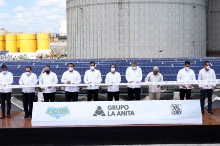 Empresas yucatecas se comprometen con el uso de energías limpias