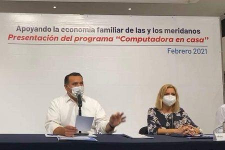 Afirma Renán Barrera que la contraloría social fortalece el vínculo y la confianza con la gente