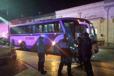 Fallece pasajera en un autobús de la línea Noreste