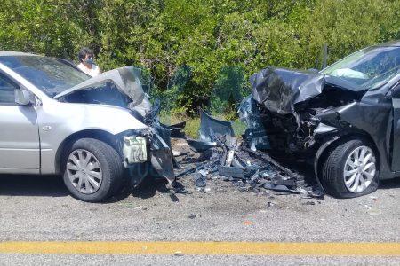 Trágico encontronazo en la carretera Mérida-Chelem: fallece una mujer de 75 años