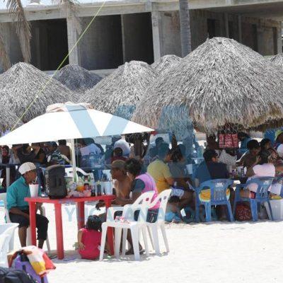 Nuevo cierre de playas en Progreso: del 26 de marzo al 11 de abril