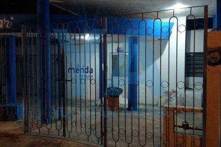 Roba en módulo médico del Ayuntamiento en la Melitón Salazar
