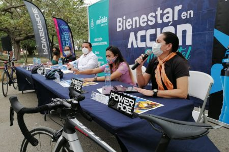 Mucho pedaleo para cerrar marzo: es presentada la Rodada Naranja Femenil 2021