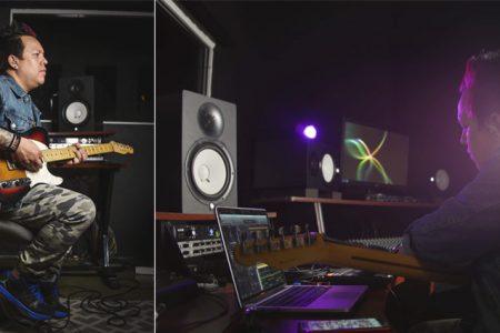 El productor musical Roger Argenis habla de los retos y aportaciones en la música
