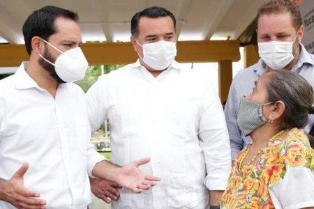 Arranca en San José Tzal el programa 'Seguridad Alimentaria' para Mérida