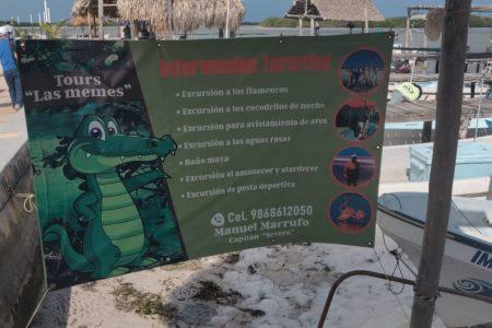Las Memes, en lucha por mantener la certificación de playa platino en Río Lagartos