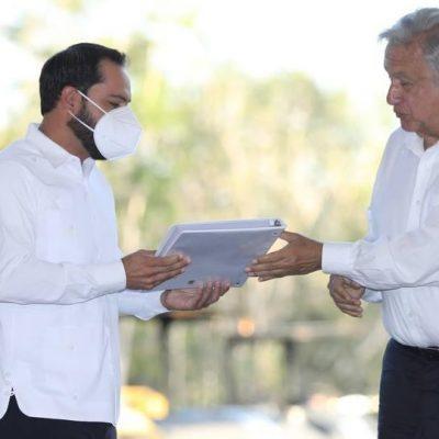 Alcaldes yucatecos quieren adherirse al acuerdo nacional en favor de la democracia