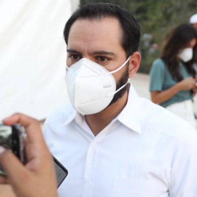 Sí al retorno a clases presenciales en Yucatán, pero de manera segura: Mauricio Vila