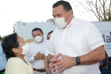Renán Barrera anuncia servicio gratuito de recarga de oxígeno portátil