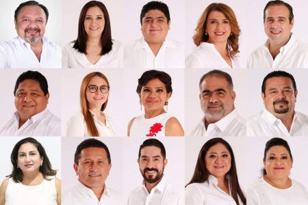 Siete mujeres y ocho hombres en la lista de candidatos de diputados locales del PRI