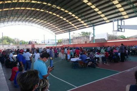 En este año, el Covid-19 presente en 97 municipios de Yucatán