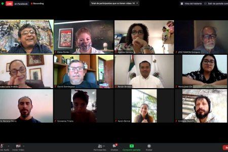 Nueva plataforma MIDVI: ofrece contenido digital de la comunidad artística local