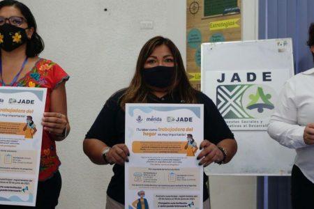 Primeros pasos en Mérida para proteger los derechos de las trabajadoras del hogar