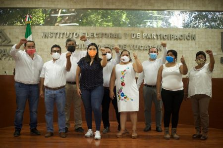 Candidatas y candidatos de Movimiento Ciudadano, comprometidos con causas sociales