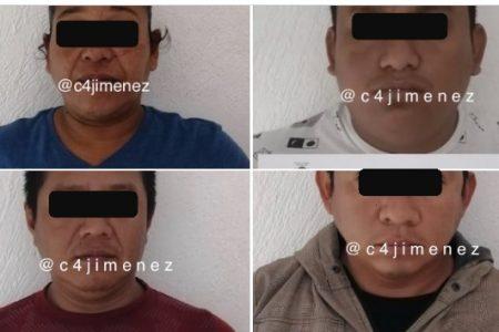 Tres yucatecos, entre los cuatro policías de Tulum implicados en muerte de Victoria Esperanza