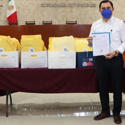 Concluye el PAN el registro de sus candidatos en Yucatán
