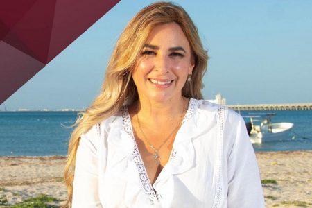 Se registra Jessica Saidén como candidata de Morena a la alcaldía de Progreso