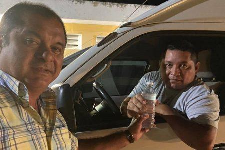 'Billy' Fernández, dirigente de FUTV, se 'cuelga' de apoyo que ofrece AMLO