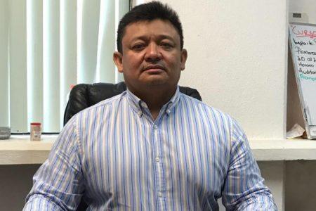 Tras la imposición en Morena, Ismael Peraza Valdez será candidato de Fuerza por México a la alcaldía de Mérida