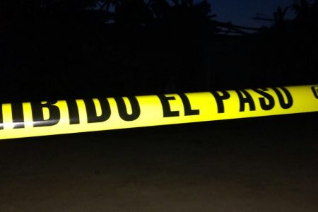 Tragedia en Samahil: matan a cuchillazos a un hombre de 75 años