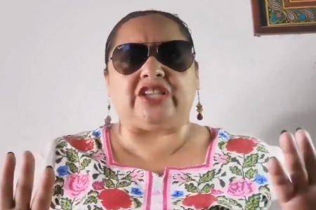 La actriz Conchi León se inspira en la lucha feminista para hacer bomba yucateca
