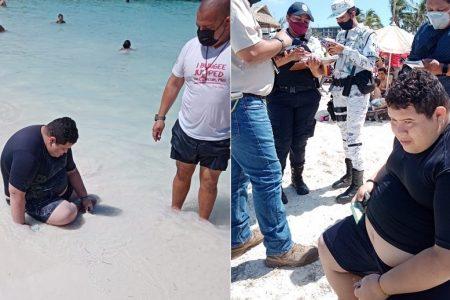 Localizan a Diego Alcocer de la Rosa, 'El Niño Viajero' de Valladolid: estaba en Playa Tortugas de Cancún