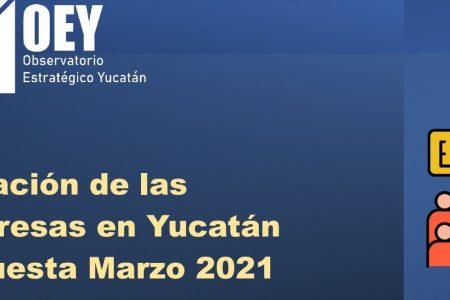 Tras un año de Covid-19, a las empresas de Yucatán se les agota el oxígenio