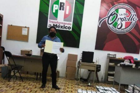 Renuncia el presidente del comité municipal del PRI en Espita