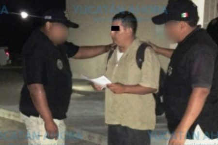 Dan 40 años de prisión a feminicida de Kanasín