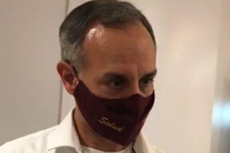 López-Gatell destaca el 'excelente trabajo' del Gobernador Mauricio Vila ante la pandemia