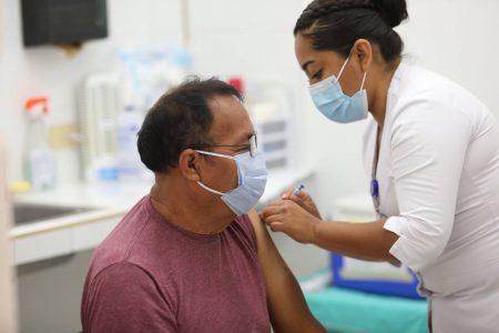 Este domingo llega a Yucatán cargamento con más de 14 mil vacunas contra Covid-19