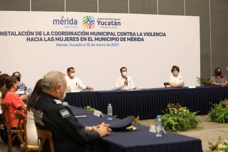 Apuestan por una Mérida y un Yucatán más seguros para las mujeres