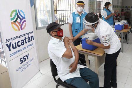 Mauricio Vila anuncia la llegada de 105 mil vacunas contra Covid-19 para adultos mayores de Mérida