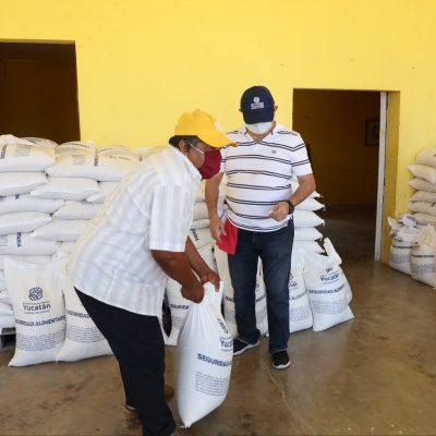 Ante las adversidades, el Gobernador Mauricio Vila refrenda su apoyo a quienes más lo necesitan