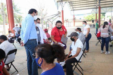 Ya llegaron a Yucatán 115 mil vacunas contra Covid-19, ninguna para Mérida